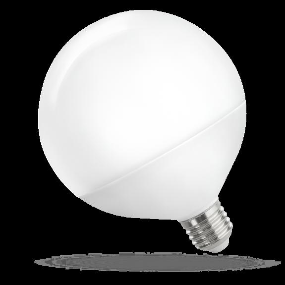 LED spuldze WOJ+14115 LED GLOB 16W WW 1500Lm  G120 E27